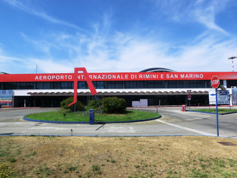Flughafen Rimini