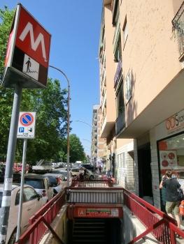 Station de métro Giulio Agricola