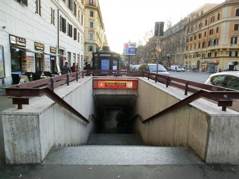 Metrobahnhof Ottaviano - San Pietro - Musei Vaticani
