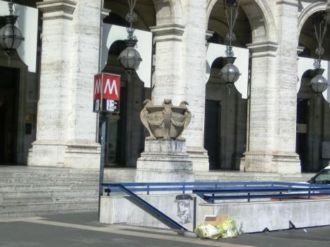 Station de métro Repubblica - Teatro dell'Opera