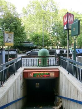Metrobahnhof Vittorio Emanuele