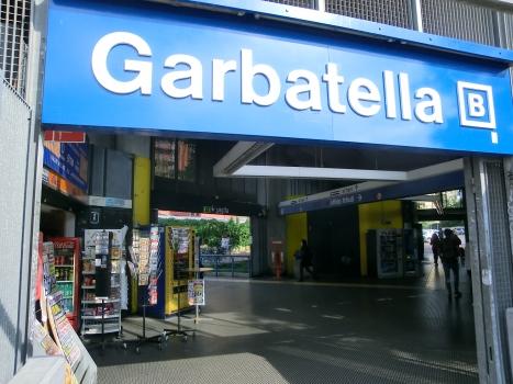 Metrobahnhof Garbatella