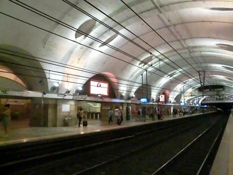 Termini Metro Station B line