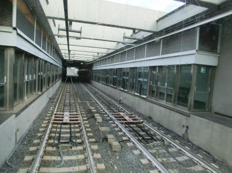 Station de métro Due Leoni-Fontana Candida