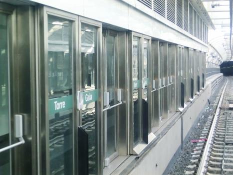 Station de métro Torre Gaia