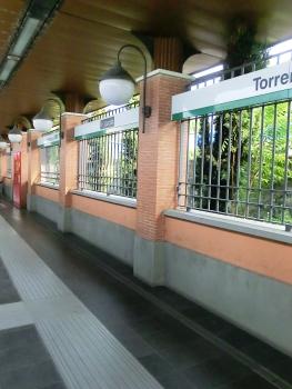 Station de métro Torrenova