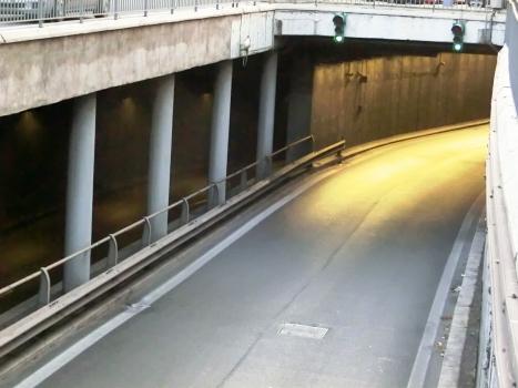 Tunnel Ignazio Guidi