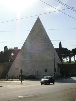 Pyramide des Caius Cestius