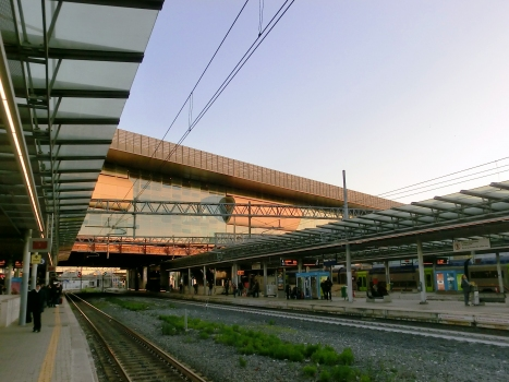 Bahnhof Roma Tiburtina