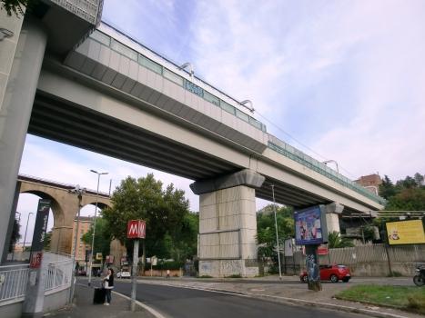 Bahnhof Valle Aurelia