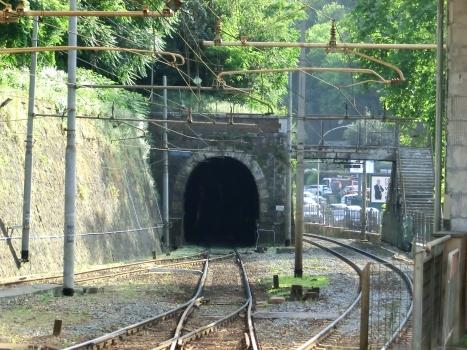 Parioli East Tunnel northern portal