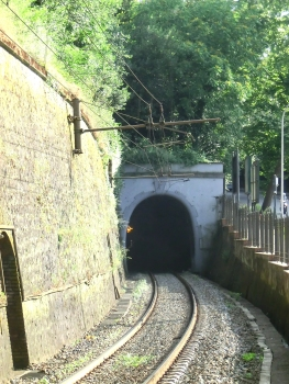 Tunnel ouest de Parioli