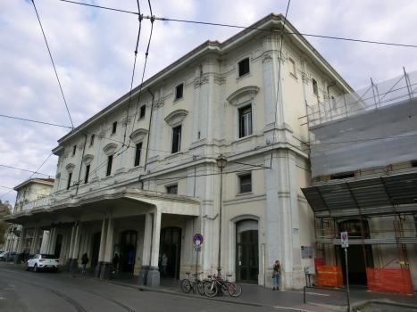 Roma Trastevere Station