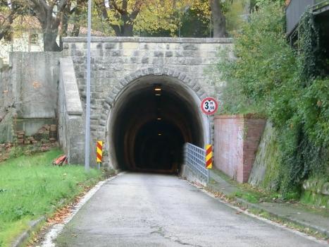 Sant'Andrea Tunnel western portal