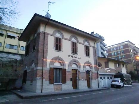 Serravalle Station