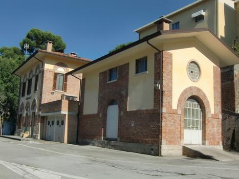 Gare de Serravalle
