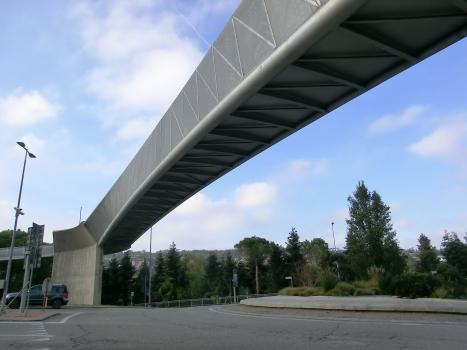 Serravalle Footbridge