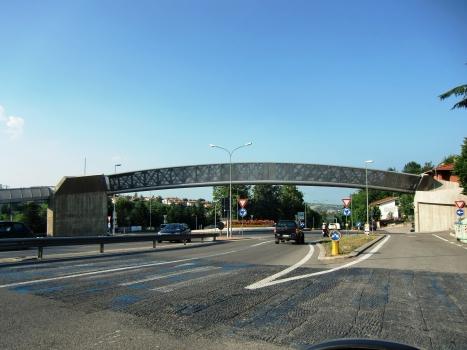 Passerelle de Serravalle