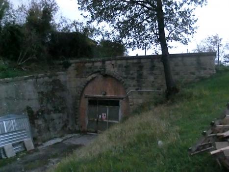 Tunnel de Valdragona