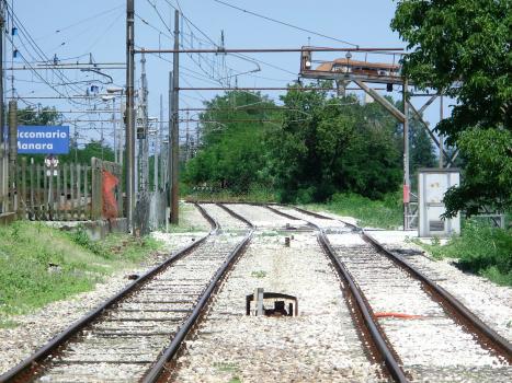 Bahnhof San Martino Siccomario-Cava Manara