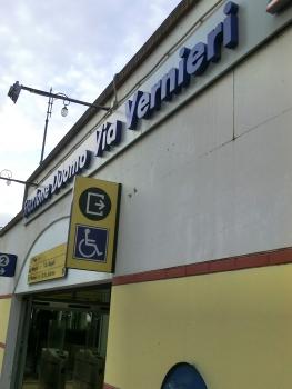 Gare de Salerno Duomo-Via Vernieri