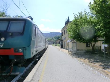 Saliceto Station