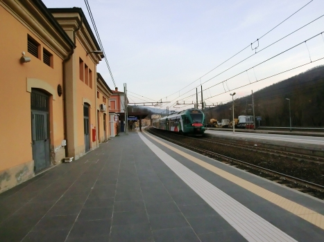 Bahnhof San Benedetto Val di Sambro - Castiglione dei Pepoli