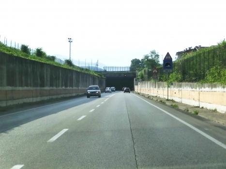 Serenissima Tunnel southern portal