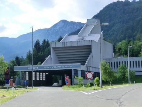 Tunnel des Karawanken (autoroute)