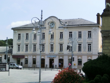 Bahnhof Celje