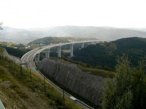 Črni Kal Viaduct