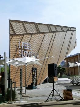 Slovenian Pavilion (Expo 2015)