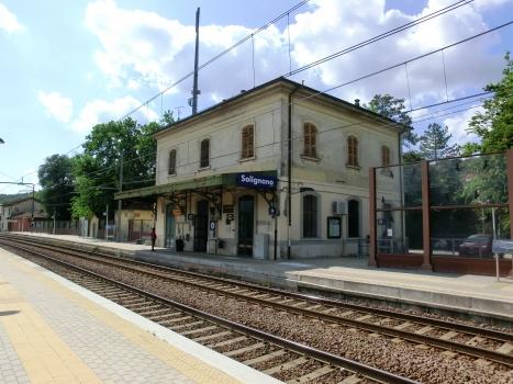 Gare de Solignano