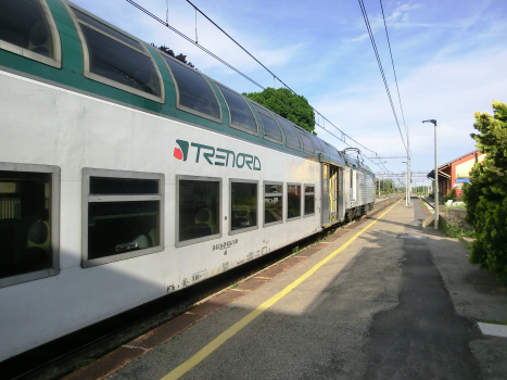 Somma Lombardo Station