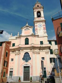 Santa Margherita d'Antiochia Church