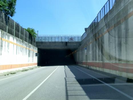 Serenissima Tunnel northern portal