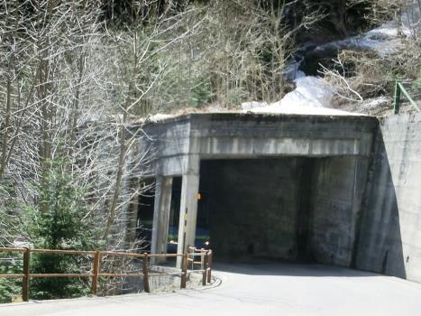 Tunnel Bosco Piotta I