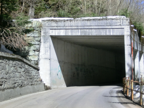 Tunnel Ganda Rossa
