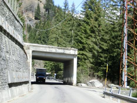 Tunnel Vallalta