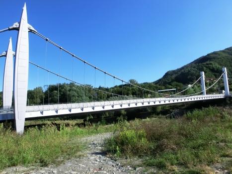 Mulazzo Suspension Bridge