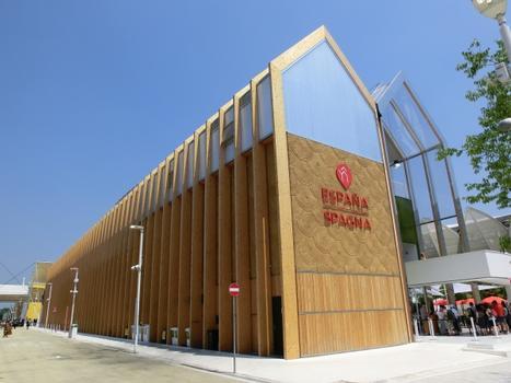 Spanish Pavilion (Expo 2015)