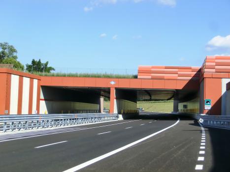 Tunnel de Brentella
