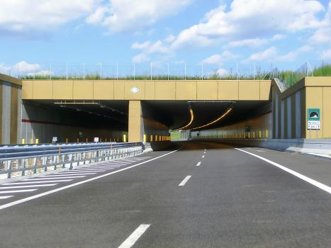Tunnel de Marostica Est