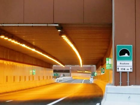 Tunnel de Rostone