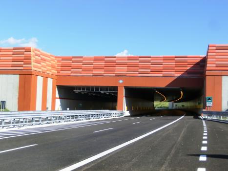 Tunnel de Zilio