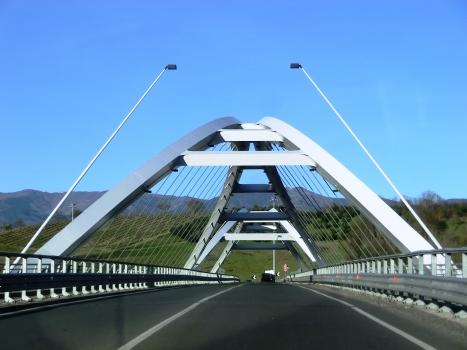 Arnobrücke Montevarchi (SS69)