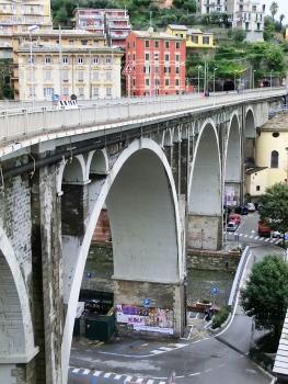 Pont sur le torrent de Sori