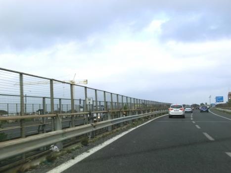 Hochstraßenbrücke Fenice