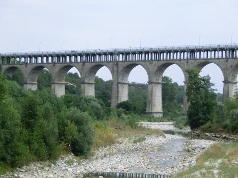Talbrücke Soleri