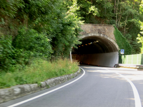 Chiusa I Tunnel northern portal